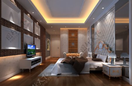 家居照明设计图图片