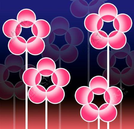 高清花卉壁纸墙纸超大花朵背景图片