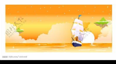 海上船舶图片