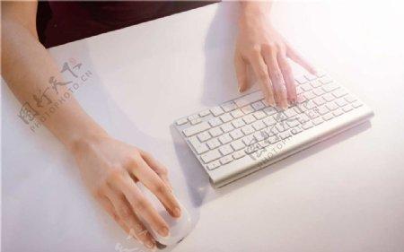 苹果imac键盘图片