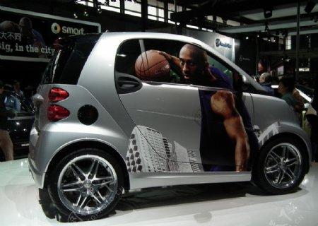 2011年上海车展微型轿车图片