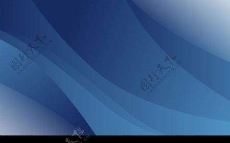 蓝色VISTA图片