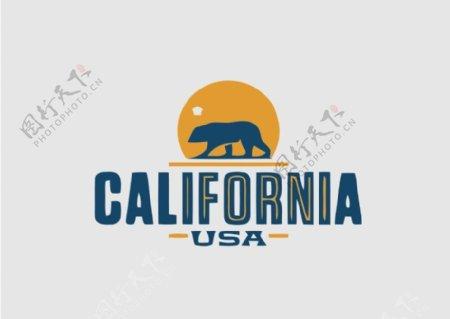 小熊logo