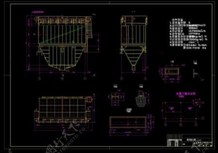 机械设计素材CAD图纸