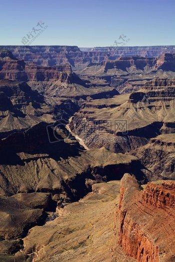 亚利桑那州盛大峡谷