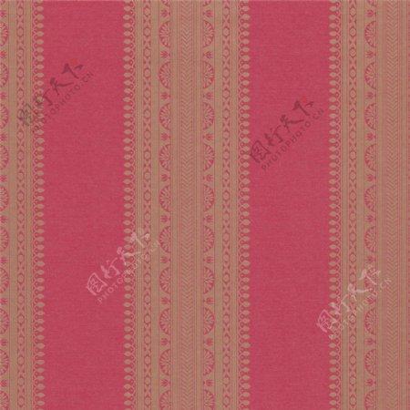 玫红色条纹图案壁纸