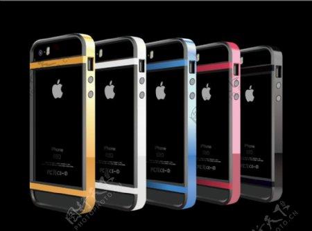 iphone5s保护图片