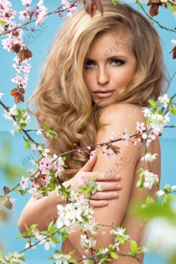欧美性感美女人体艺术图片