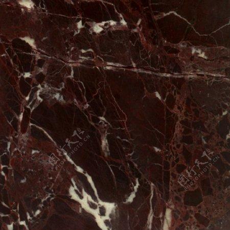 vray暗红色大理石材质