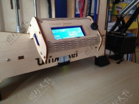 ulticontroller夹Ultimaker