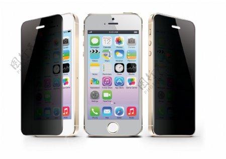 iphone5防窥膜图片