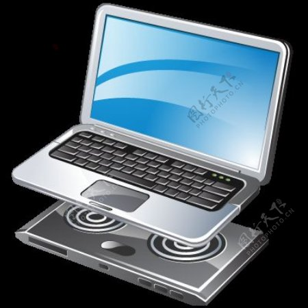 Vista的计算机工具图标图标包