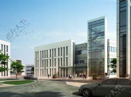 商务中心环境设计图片