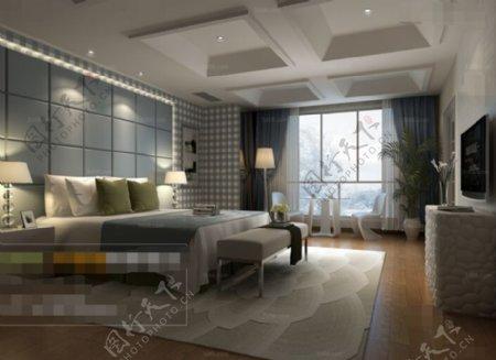 家居室内3d模型素材
