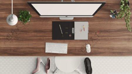 笔记本电脑网站背景图片