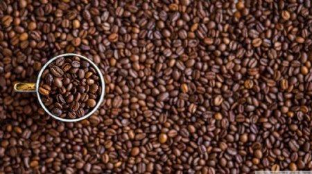 创意咖啡网站背景图片