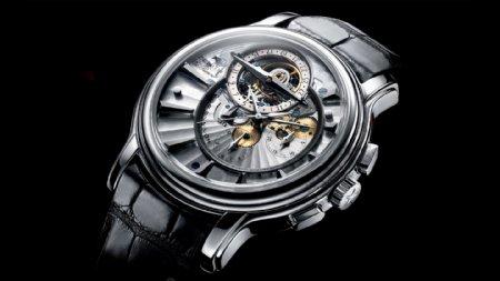 工业生产电子手表图片