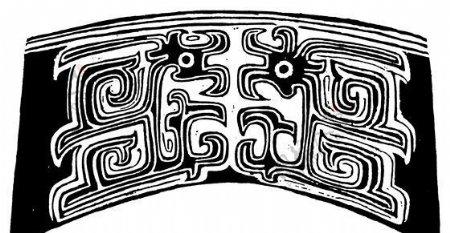 工具类原始社会版画矢量AI格式0447