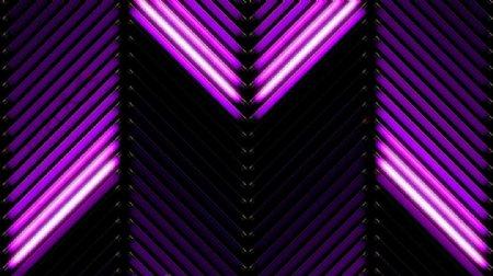 紫色霓虹炫光酒吧VJ视觉特效