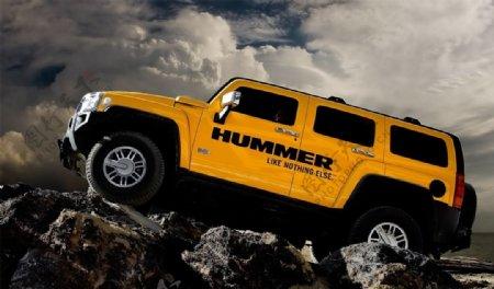 悍马悍马汽车hummer