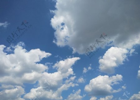 蓝天白云朵蓝天白云