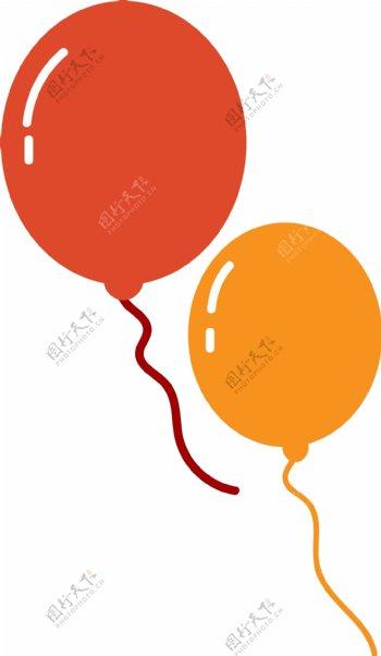 原创节日庆祝气球