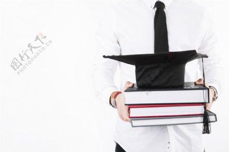 学术学士帽