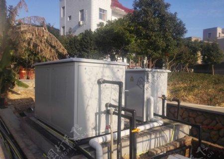 康催纽CU灌溉设备灌溉泵站