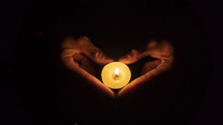 祈祷祈福商业摄影7