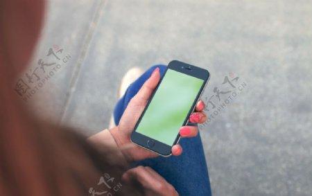 户外手持手机