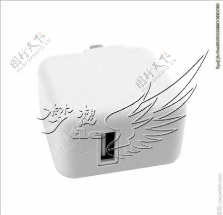 usb充电插头电源适配器