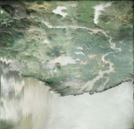 抽象水墨纹理