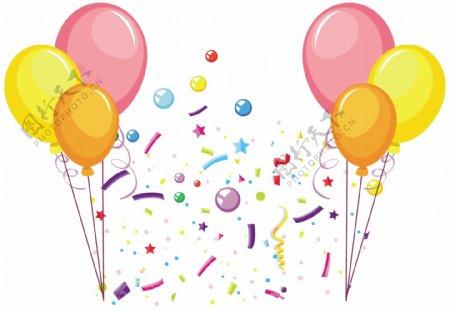节日庆祝气球