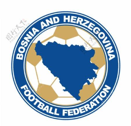 波黑国家队队徽LOGO