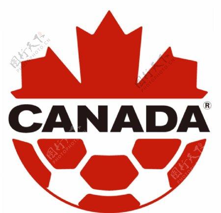 加拿大国家队队徽LOGO
