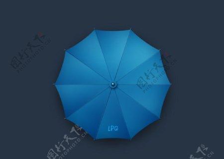 雨伞icon图标
