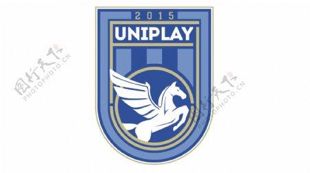 成都拓宇青年足球俱乐部队徽