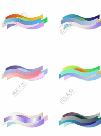 彩色光感色彩叠加丰富现代科技