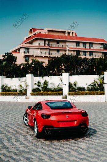 法拉利汽车