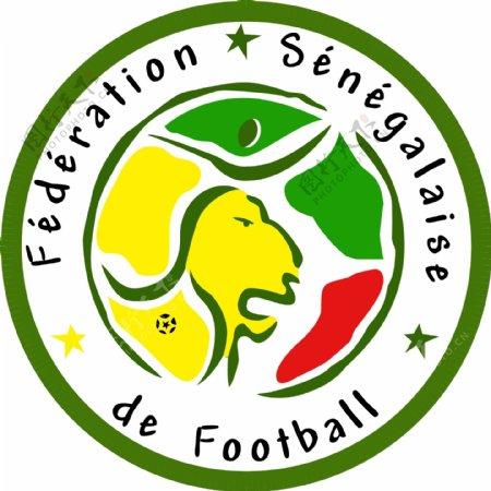 塞内加尔足球队队徽logo