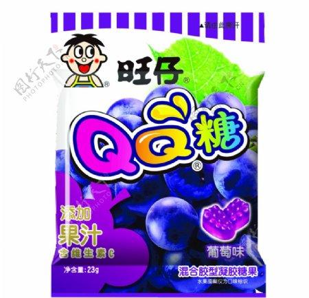 旺仔QQ糖