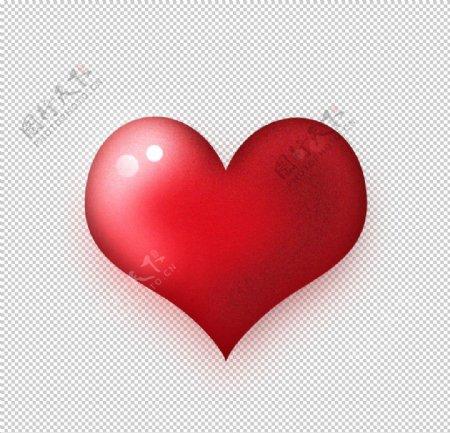 爱心情人节