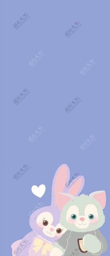 迪士尼星戴露和杰拉托尼素材