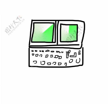 儿童画家艺术雷达探测器图片