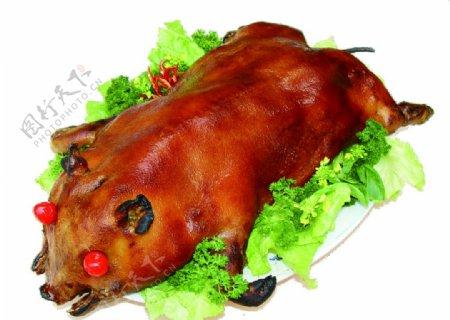 鸿运金猪图片