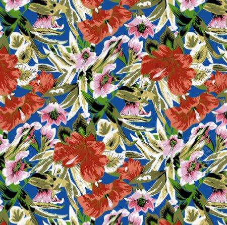 矢量手绘花卉图片