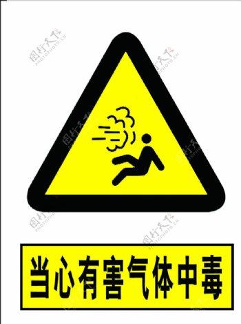 气体中毒图片