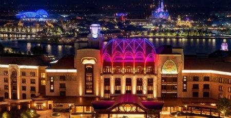 上海迪士尼乐园酒店图片