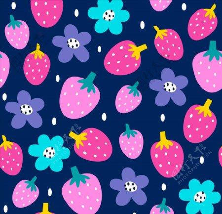 水果印花图案图片