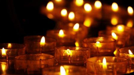 茶灯蜡烛烛火信仰宗教图片